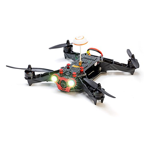EACHINE Racer 250 FPV Quadcopter With HD Camera Built in...