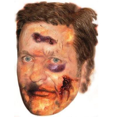 Celebrity Cutouts Zombie Jeremy Kyle Mask, Halloween, Fancy Dress, Party]()