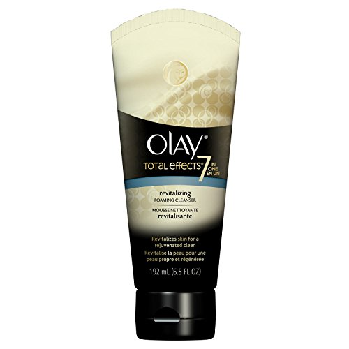 Olay Face Wash (Olay Total Effects Revitalizing Foaming Cleanser, 6.5 fl. Oz.)
