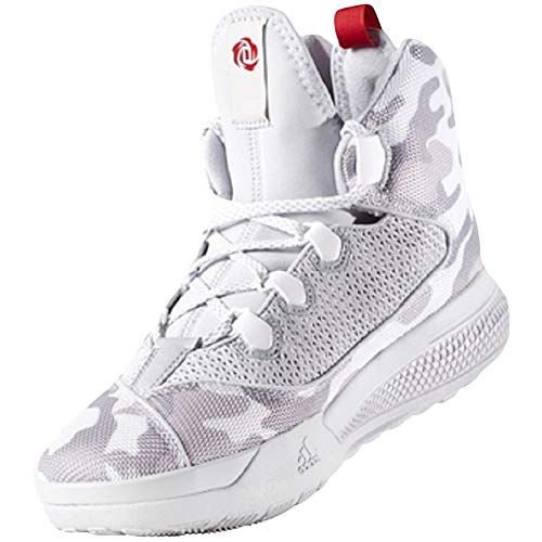 Para 17 De Adidas 2016 Rose Baloncesto Performance Blanco Derrick Zapatillas Hombre Dominate FZZ8qv1
