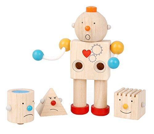 plan toys robot - 2