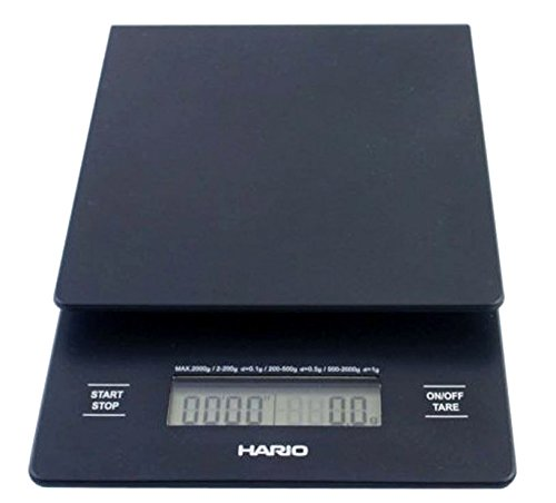 Hario V60 Complete Coffee Brewing Set - Scale, Brewer Set & Stand by Hario (Image #9)