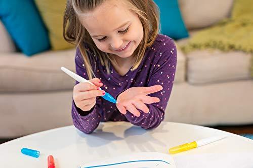 Crayola Color Wonder Mess Free Paintbrush Pens Paper