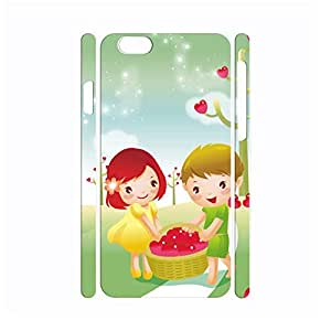 Beautiful Delicious fruit series Hard Durable Plastic Case Cover for Iphone 6 Case - 4.7 Inch