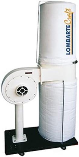 Lombarte DC100 - Aspirador Monofase (un saco, monofasico): Amazon ...