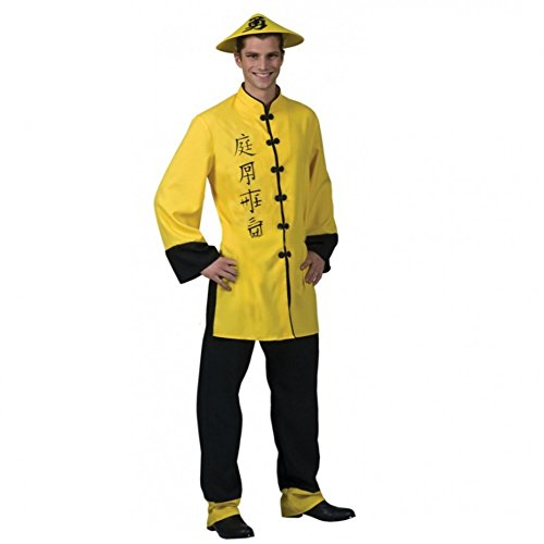 China Man Adult Costume (China Man Adult Costumes)