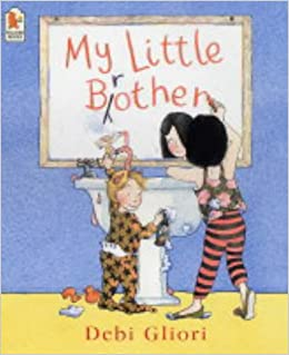 Image result for my little brother book