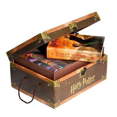 Harry Potter Hardcover Boxed Set Books 1-7 *BRAND NEW* by Salman Store