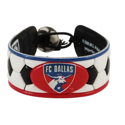 MLS FC Dallas Classic Soccer Bracelet (Mls Vomax Dallas)