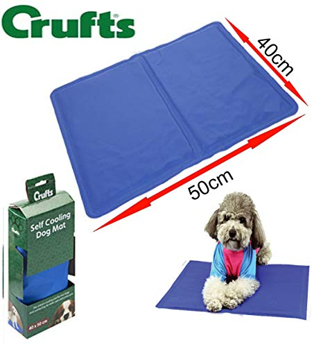 Crufts Self Cooling Gel Dog Mats (Large)