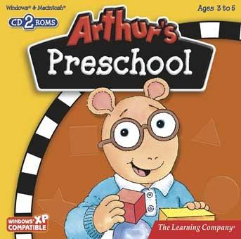 Arthur''s Preschool by Learning Company