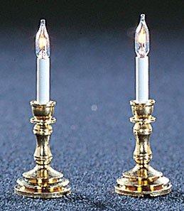Cir-Kit Concepts Dollhouse Miniature : Candlesticks ()