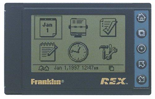 Xircom Rex-3 DS Organizer with Docking Station (Kb Desktop Ram 256)