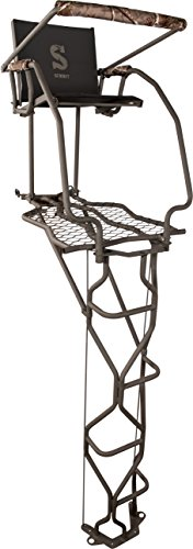 Single Section Ladder - Summit Treestands The Vine Single Hunter Ladder Stand