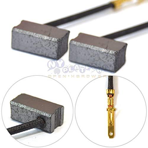 Carbon Brushes For Dewalt Random Orbit Sander D26451 Angle Grinder DW402 DW402G (10)