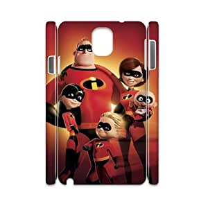 HXYHTY Design Case of The Incredibles Phone 3D Case For Samsung Galaxy note 3 N9000 [Pattern-2]