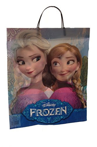 Anna & Elsa Frozen Halloween Trick or Treat Bag (Frozen Trick Or Treat Bag)