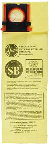 Allergen Bags - Hoover Type SB Allergen Bag (10-Pack), AH10170