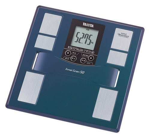 Aurora Blue TANITA inner scan 50 [BC310BL] [tax included] Tanita body composition meter BC-310BL - A