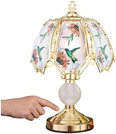 Touch Base Hummingbird Lamp