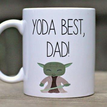 PRINTELLIGENT Gift For Dad Birthday Fathers Day Coffee Mug