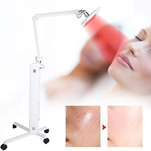 Facial Machine,7 Color LED Light Beauty Lamp Acne Treatment Skin Rejuvenation Machine,Wrinkle Removal Beauty Machine Tightening Anti Aging Skin Care(US)