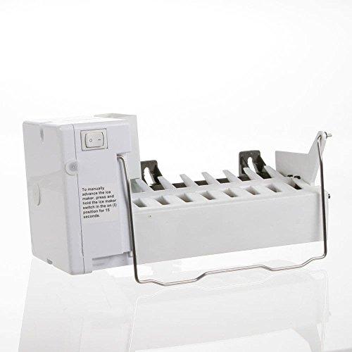 Kenmore 5303918344 Refrigerator Ice Maker Assembly Genuine Original Equipment Manufacturer (OEM) part (Ice Elite)