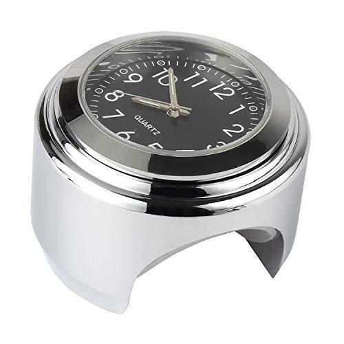 MyLifeUNIT Motorcycle Clock Handlebar Waterproof for Harley ()