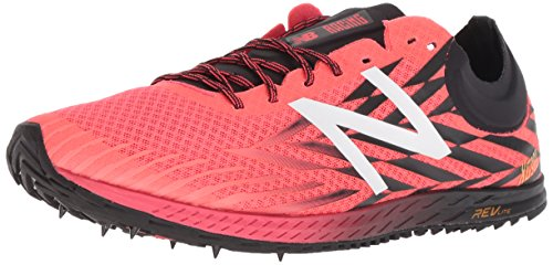 New Balance Men's 900v1 Cross Country Running Shoe, Bright Cherry/Black, 11.5 D US
