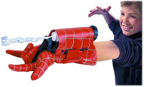 Spider-Man Dual Action Web Blaster, Shoots Web Fluid or Water, Spider Man, Spiderman