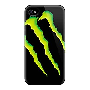 Iphone 6plus SFr3144bsHX Customized Colorful Monster Skin Perfect Hard Phone Cover -DrawsBriscoe