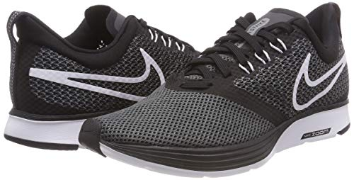 Nike Mujer De Negro Zapatillas Para Strike Running Zoom Wmns rn1Aw4rqTH