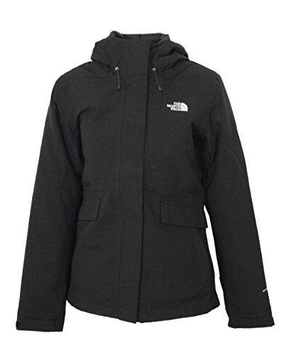 - THE NORTH FACE women's MONARCH Insulated Ski TRICLIMATE JACKET Tnf Black (S)