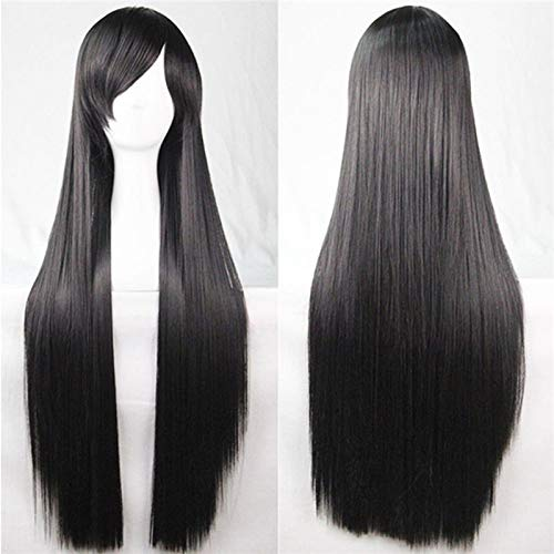 1 Piece Brand New 80cm 5 Colors Fashion Full Wig Long for sale  Delivered anywhere in Canada