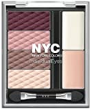 New York Color Individual Eyes Shadow Compact - Midtown Mauves (Pack of 2)