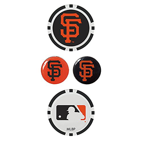 San Francisco Giants Team Ball - Team Effort MLB San Francisco Giants Ball Marker Setball Marker Set, NA