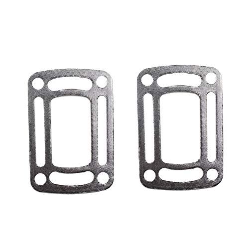 (Carbman 2Pcs Gaskets for Volvo Penta Exhaust Elbow Riser Sierra 18-0943 3850496 3863191)
