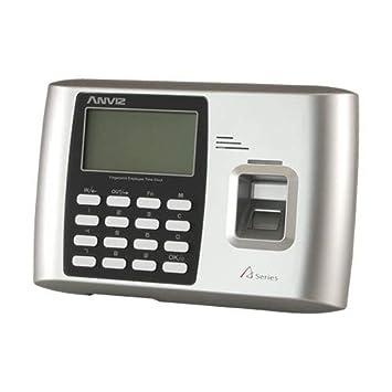 Anviz A300-WIFI Sistema biométrico de Control de Presencia: Amazon.es: Bricolaje y herramientas