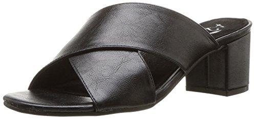 Aerosoles Women's Midday Slide Sandal Black
