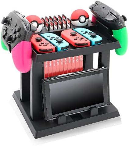 Storage Nintendo Organizer Controllers Joy Cons