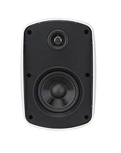 Russound 5B65WHITE 5B65, White Acclaim 5 Series 6.5-Inch Outback Speaker by Russound