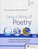 Sing a Song of Poetry, Grade 2, Revised Edition: A Teaching Resource for Phonemic Awareness, Phonics and Fluency