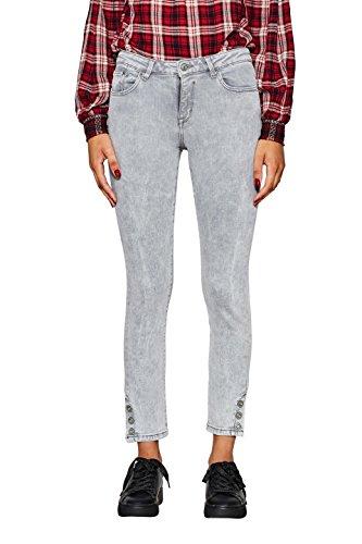 Gris Grey by Bleached Femme edc 924 Jeans Esprit 6xvIzXB