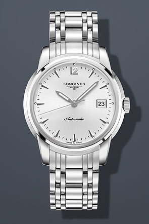 Longines The Saint-Imier Mens Watch L2.763.4.72.6 (Band Longines Wrist Watch)