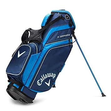 Callaway X Series Bolsa para Palos de Golf, Hombre, Azul ...