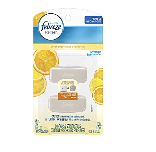 Febreze Stick N Refresh Deod Stick Up Clean Zest (Deod Stick)