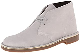 Clarks Men's Bushacre 2, Light Grey, 10.5 D - Medium (B00ICX5NKE) | Amazon price tracker / tracking, Amazon price history charts, Amazon price watches, Amazon price drop alerts