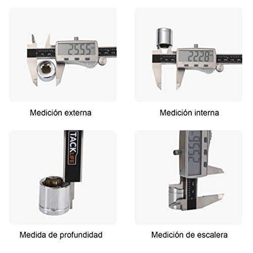 Calibre Digital de 0 a 150 mm por solo 15,99€ con el código 3GM44LAN