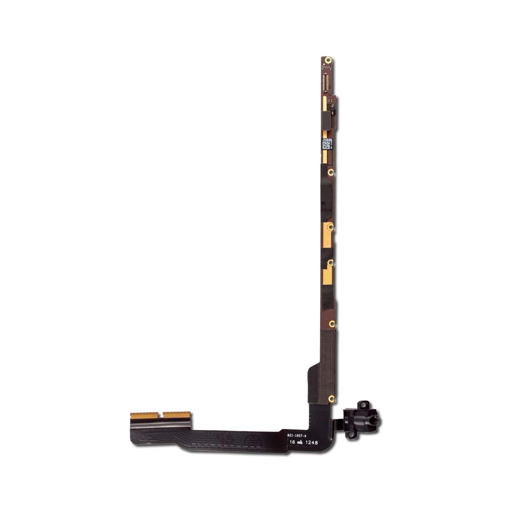 Headphone Jack and Volume Flex Cable for Apple iPad 3 (4G) (A1416, A1430, A1403) and iPad 4 (4G) (A1458, A1459, A1460)