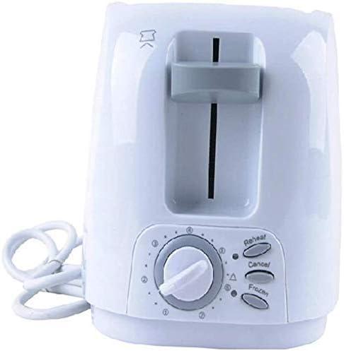 Machine À Pain Blanc, Machine À Petit Déjeuner, Maison, Conducteur De Broche De Cuisson Facile À Utiliser